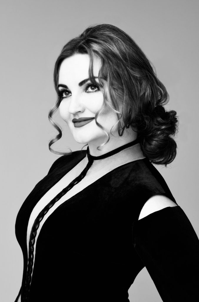 Oksana Volkova, mezzo-soprano